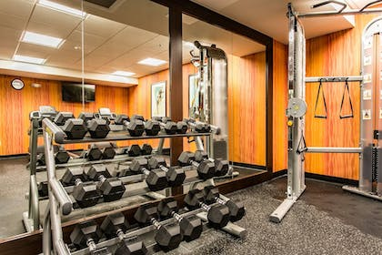 Fitness Facility | Holiday Inn Hotel & Suites Chattanooga Downtown