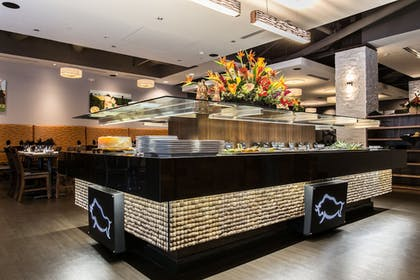Restaurant | Holiday Inn Hotel & Suites Chattanooga Downtown