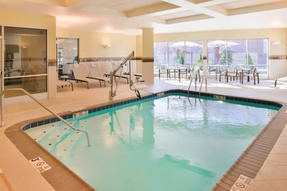 Sports Facility | Courtyard by Marriott Columbus Grove City
