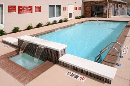 Pool   Towneplace Suites by Marriott Houston Galleria Area