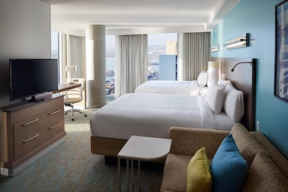 Guestroom | Springhill Suites San Diego Downtown/Bayfront
