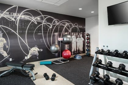 Sports Facility | Springhill Suites San Diego Downtown/Bayfront
