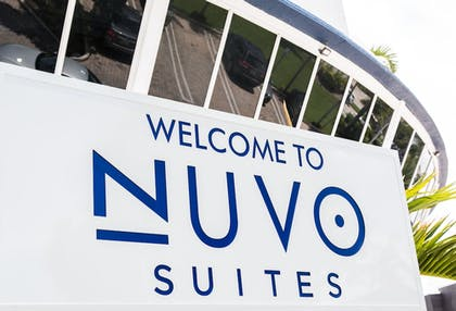 Hotel Front | Nuvo Suites Hotel