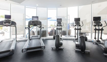 Fitness Facility | Nuvo Suites Hotel