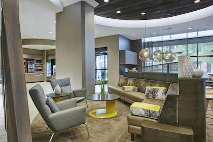 Lobby | SpringHill Suites by Marriott Milwaukee Downtown