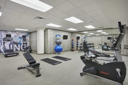 Fitness Facility | SpringHill Suites by Marriott Milwaukee Downtown