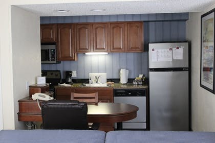 In-Room Kitchen | Doral Inn & Suites Miami Airport West