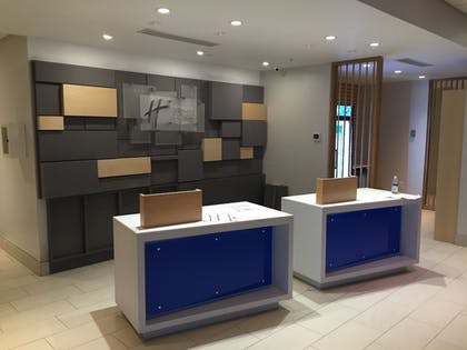 Lobby | Holiday Inn Express & Suites Toledo South - Perrysburg