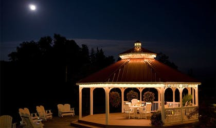 Gazebo | Berlin Resort