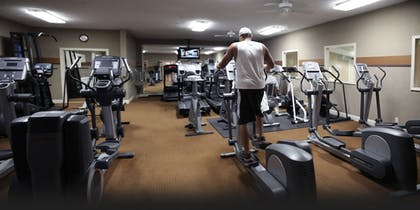 Fitness Facility | Berlin Resort
