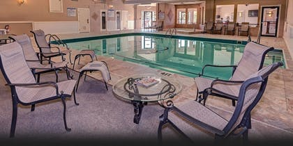 Indoor Pool | Berlin Resort