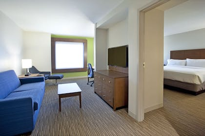 Living Room | Holiday Inn Express & Suites Austin Downtown - University