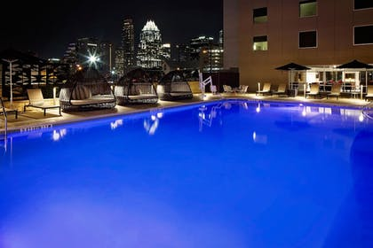 Pool | Holiday Inn Express & Suites Austin Downtown - University