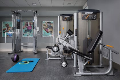 Fitness Facility | Staybridge Suites Atlanta - Midtown