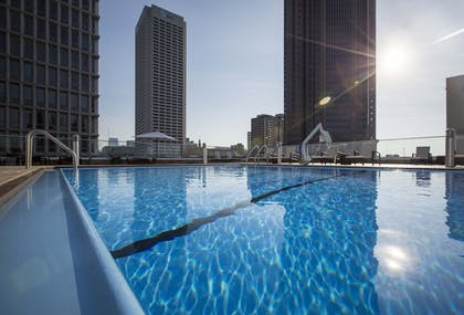 Pool | Staybridge Suites Atlanta - Midtown