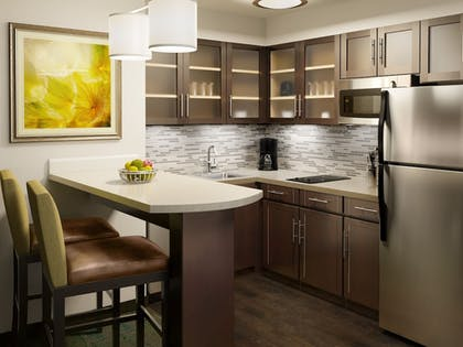 In-Room Kitchen | Staybridge Suites Atlanta - Midtown
