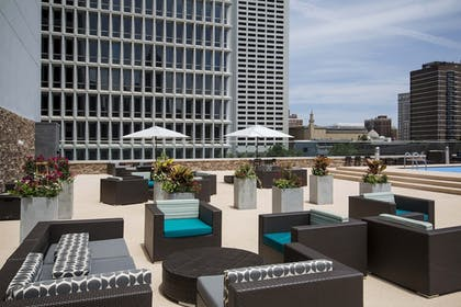 Terrace/Patio | Staybridge Suites Atlanta - Midtown