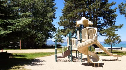 Childrens Play Area - Outdoor | Tahoe Beach and Ski