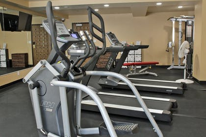 Gym | Tahoe Seasons Resort by Diamond Resorts