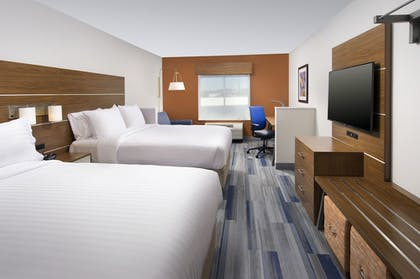 Guestroom | Holiday Inn Express & Suites New Braunfels