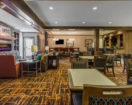 Breakfast Area | MainStay Suites Event Center