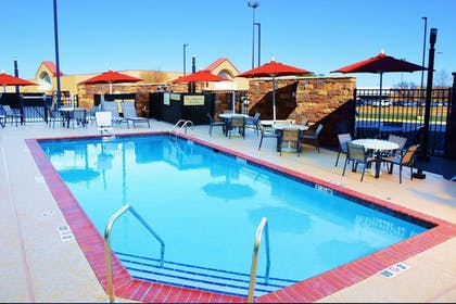Outdoor Pool | TownePlace Suites by Marriott Alexandria