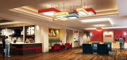 Lobby | TownePlace Suites Orlando at FLAMINGO CROSSINGS® Town Center/Western E