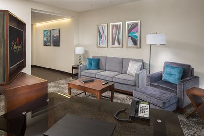 Living Area | The Bicycle Hotel & Casino