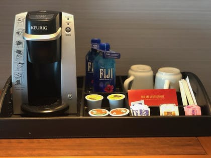 Coffee and/or Coffee Maker | The Bicycle Hotel & Casino