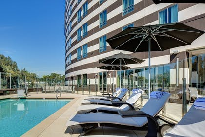 Outdoor Pool | The Bicycle Hotel & Casino
