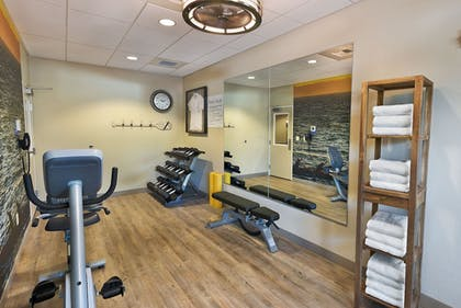 Fitness Facility | Oxford Suites Bellingham
