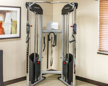 Fitness Facility | MainStay Suites Stanley