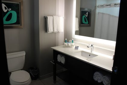In-Room Amenity   Holiday Inn Express & Suites Shawnee-Kansas City West