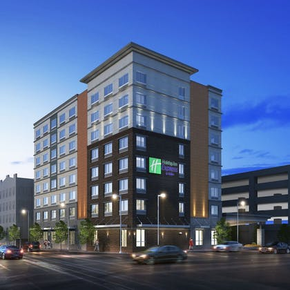Exterior | Holiday Inn Express & Suites Louisville Downtown