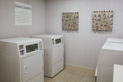 Laundry Room | Holiday Inn Express & Suites Louisville Downtown