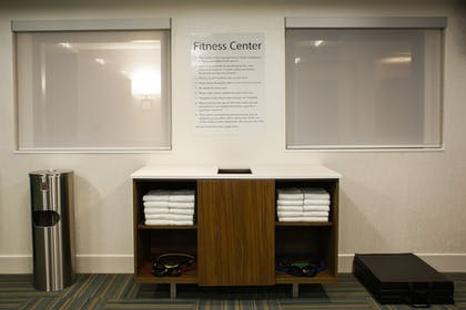 Fitness Facility | Holiday Inn Express & Suites Louisville Downtown