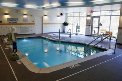 Sports Facility | Fairfield Inn & Suites Stroudsburg Bartonsville / Poconos