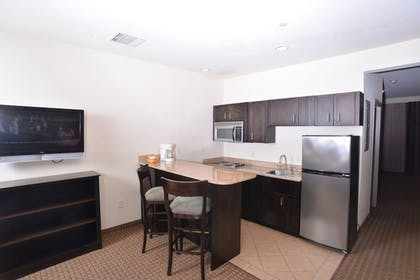 Private Kitchenette | Stay-Over Suites