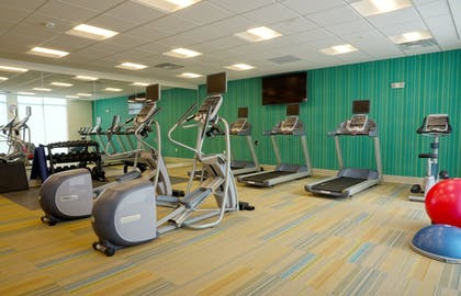 Fitness Facility | Holiday Inn Express & Suites Omaha - Millard Area