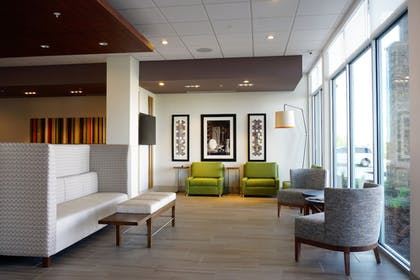 Lobby | Holiday Inn Express & Suites Omaha - Millard Area
