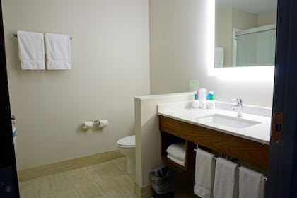 In-Room Amenity | Holiday Inn Express & Suites Omaha - Millard Area