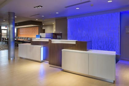 Lobby | Fairfield Inn & Suites by Marriott Scottsbluff
