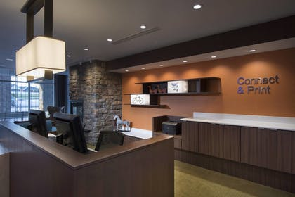 Business Center | Fairfield Inn & Suites by Marriott Scottsbluff
