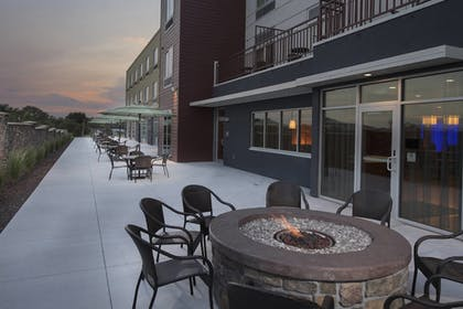 Terrace/Patio | Fairfield Inn & Suites by Marriott Scottsbluff