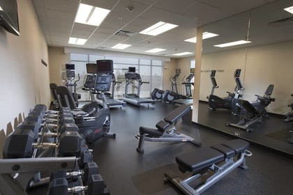 Sports Facility | Fairfield Inn & Suites by Marriott Scottsbluff