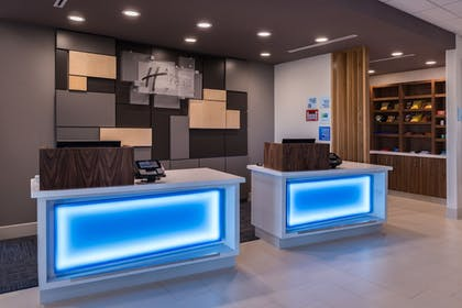 Reception | Holiday Inn Express & Suites Fort Worth West