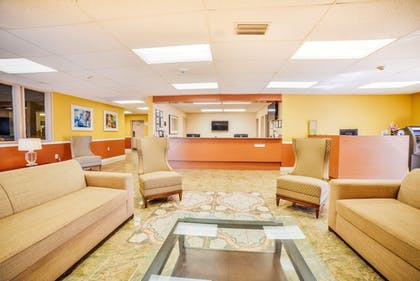 Interior Entrance | Travelodge by Wyndham Kissimmee East