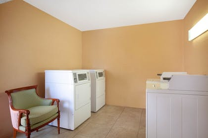Laundry Room | Travelodge by Wyndham Kissimmee East