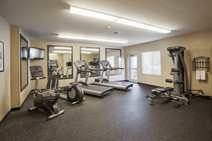 Fitness Facility   Candlewood Suites Bay City