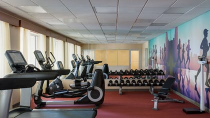 Fitness Facility | Hyatt Place DFW
